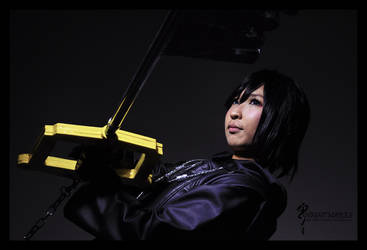 Cosplay - This Key I Wield by xdead-shadowx