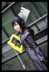Cosplay - This Blade... by xdead-shadowx