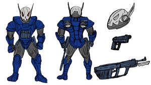 Pinscher Armor Design from Wyrecats by WyreCats