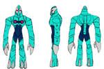 Lamar's Lusca Armor Design