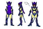 Mark 0401 T x A Armor