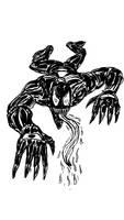 Inktober Day 6: Venom by WyreCats
