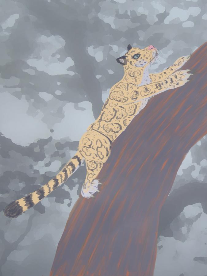 Formosan Clouded Leopard: Extinction Memorial #4 by WyreCats