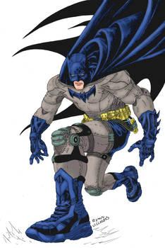ColorJam of Ramon Villalobos Batman