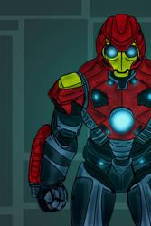 Ultimate Iron Man Fan Art