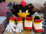 Shadow the Hedgehog Partial (FOR SALE) by NatsuoxOkami