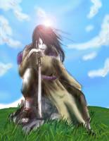Naruto fanart: Orochimaru by scarlet-visions