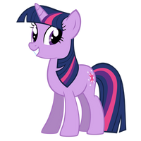Twilight Sparkle by Puetsua