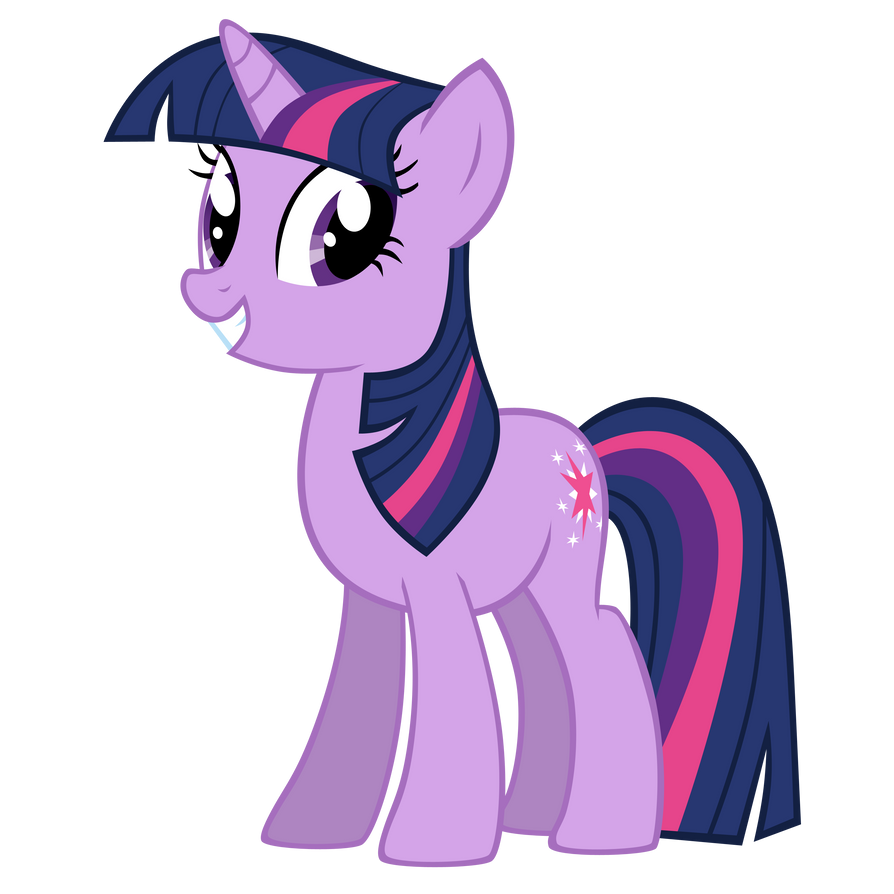 Twilight Sparkle by HankOfficer