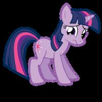 I'm not best pony... by Puetsua