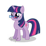Twilight with 3D glasses