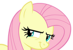 Just as Fluttershy planned