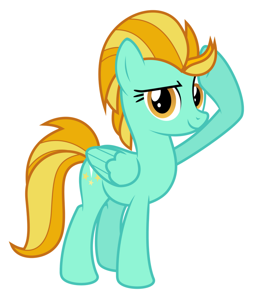 My Little Pony Lightning Dust Coloring Pages : Mlp lightning dust filly imgkid the image kid