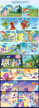 Chinese: DashA 5 - Old Friends, New Friends p11 by Puetsua