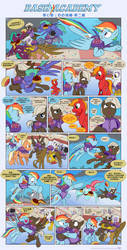 Chinese: Dash Academy 7 - Free Fall p2 by Puetsua