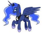 Princess Luna - Day 17