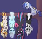 [Com] Azur the bat and friends