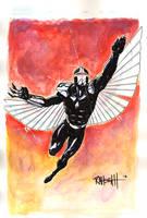 Darkhawk by RayHeight