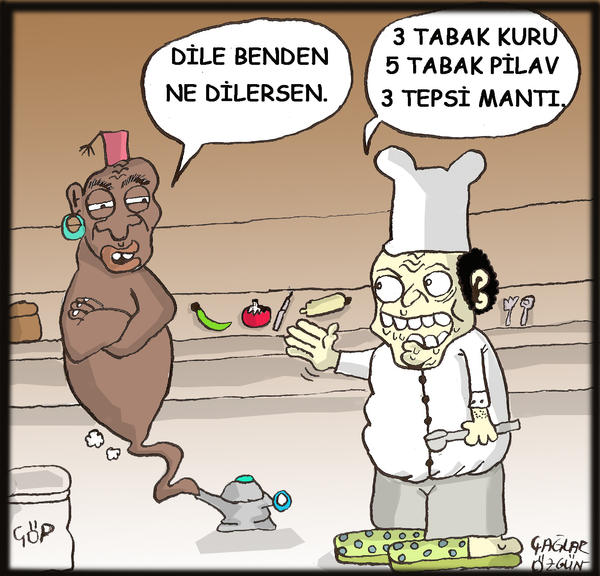 karikatur by caglarozgun