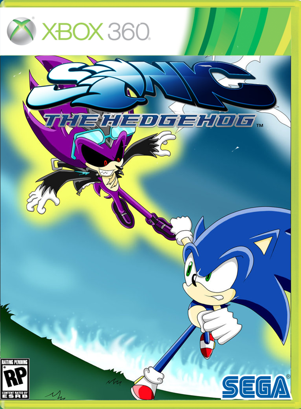 Sonic The Hedgehog 2014 Game Cover By Jonrayman On Deviantart