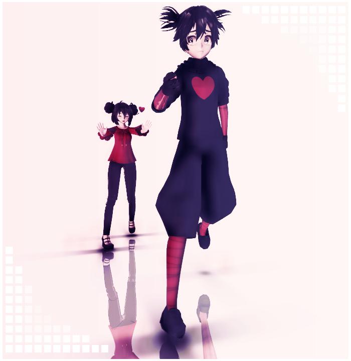 Pucca And Garu Anime Version Archidev