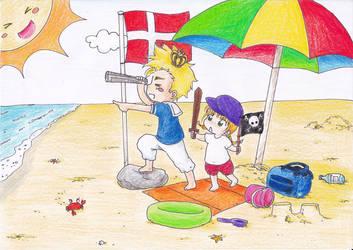 Ahoi Pirates by PinkPhosphor