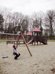 Lost Childhood III by PinkPhosphor
