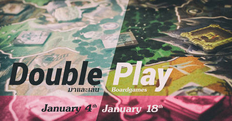 Double Play: Boardgame days in Thailand
