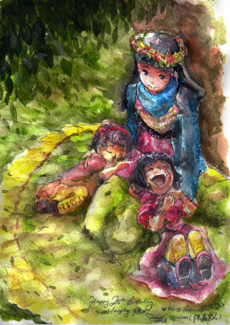 Motherly Love by bexDDD