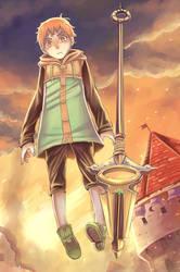 King by poringrenger