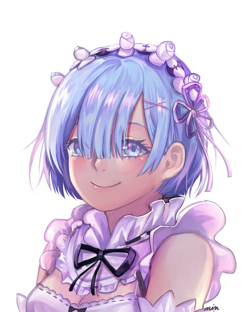 Rem by poringrenger