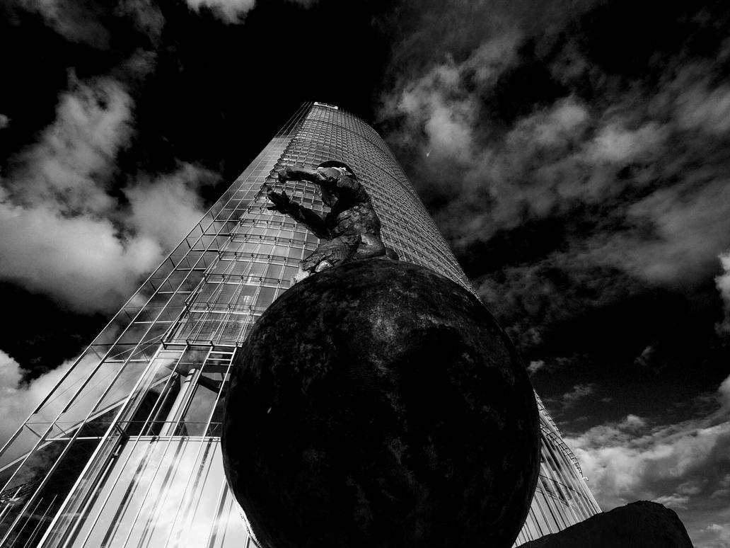 The globetrotter by jbatelier