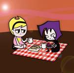 Gaz and Mandy: Tea Time