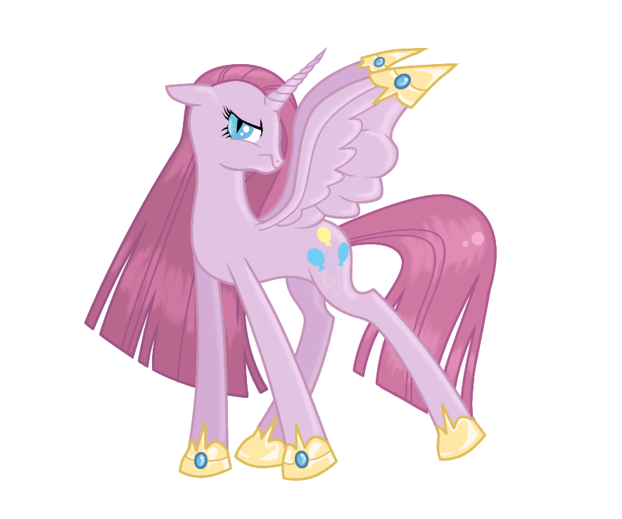 Princess Pinkamena By Racheljohanna On Deviantart