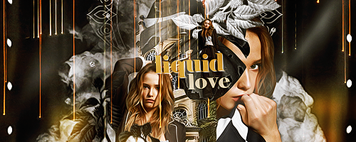 Liquid Love Signature by Ash. by 1Dhazboo