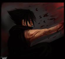 Naruto - Darkness by slvrflame19