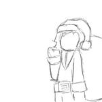 Original Christmas Avatar Sketch Animation by AaronProductions