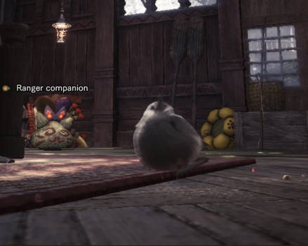 Cute birb (MHW)