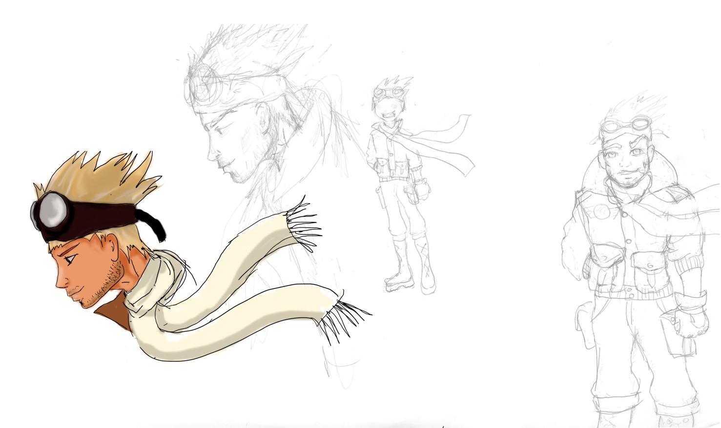 Character Design Jobs : Comic character design job by ruchiip on deviantart