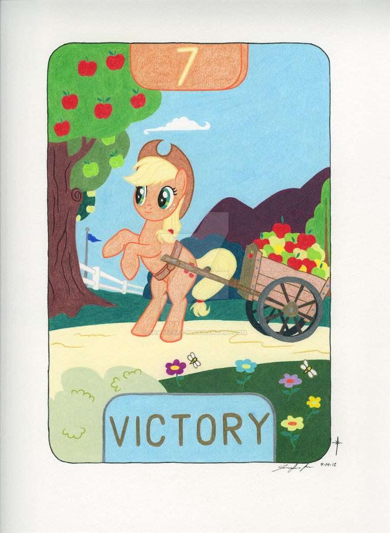 7- Victory by Shatterpath