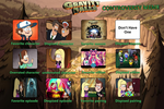 My Gravity Falls Controversy (Updated)