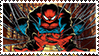 Spiderman Stamp by FireMaster92