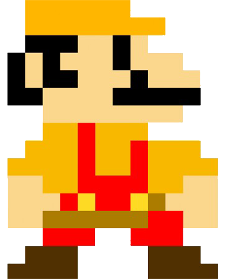 Mario maker costume 8 bits by firemaster92 on deviantart - Pictures of 8 bit mario ...