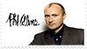 Phil Collins Stamp by FireMaster92