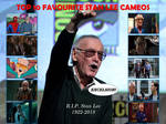 My Top 10 Favorite Stan Lee Cameos
