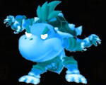 Ice Dry Bowser Jr Reanimated