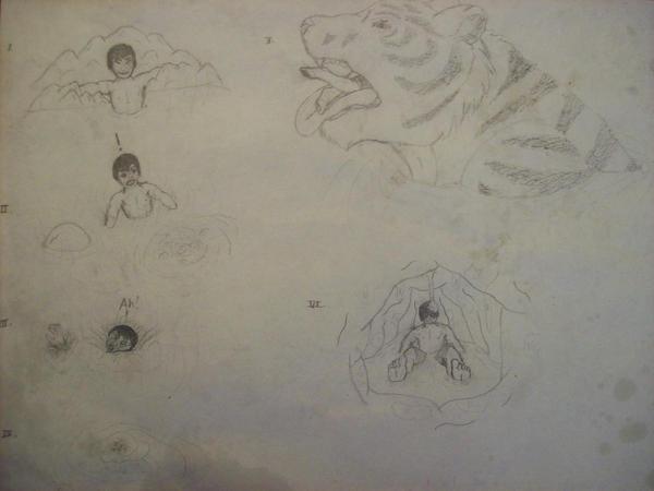 Tiger Vore by Muireadhach-Faolan