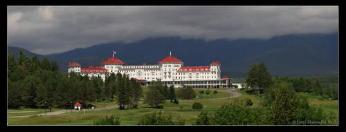 Mount Washington Hotel by goldomega