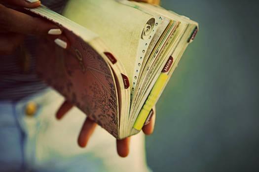 the magic of books.