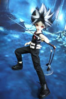 Hiei - Flying Shadow -